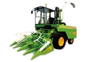 美迪9QZ-3000自走式青饲料收获机产品图图