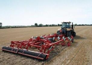 格兰CTS系列保护性耕作大型联合整地机产品图图