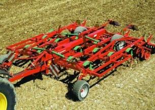 格兰CTC系列保护性耕作联合整地机产品图图