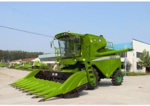 润源4YZ-8(D80)玉米籽粒收割机产品图图