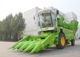 山东润源4YZ-4(Y4A)自走式玉米收获机
