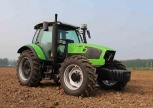 国产道依茨法尔DF1554拖拉机产品图图