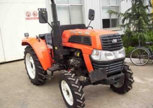 常林沭河SH284拖拉机产品图图