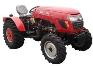悍沃大棚王554轮式拖拉机产品图图