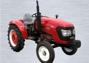 悍沃TE350轮式拖拉机产品图图