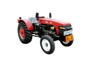 悍沃400轮式拖拉机产品图图