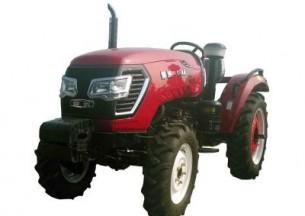 悍沃HW554轮式拖拉机产品图图