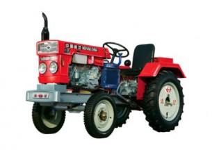 昊田泰山200轮式拖拉机产品图图