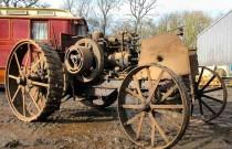 世界罕见复古拖拉机 给你好看!