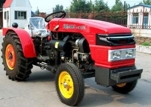 昊田TY400轮式拖拉机产品图图