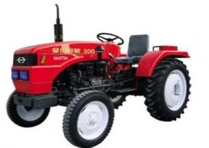 昊田TY300轮式拖拉机产品图图