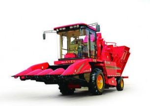天人TR9988-4570自走式玉米收割机产品图图