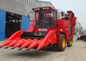 天人TR9988-5A玉米收割机产品图图