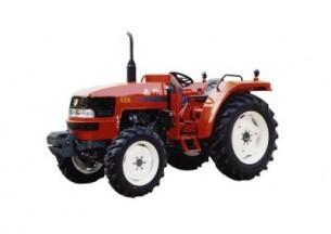 奥野364拖拉机产品图图