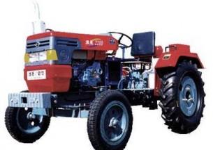 潍拖TS18拖拉机产品图图