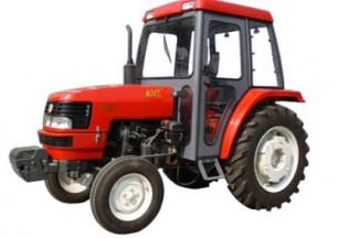 奥野420拖拉机产品图图