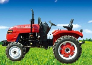 潍坊奥利达ALD354拖拉机产品图图