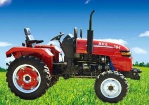 潍坊奥利达ALD-TY304拖拉机产品图图