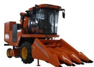 哈肯4YZ-3自走式玉米收获机产品图图