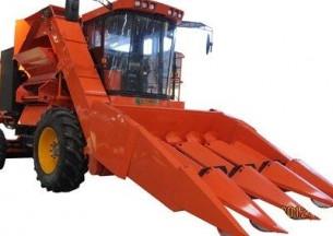 哈肯4YZ-4自走式玉米收获机产品图图