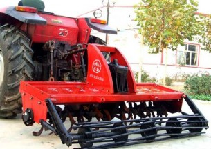 华勤1GQN-220旋耕机产品图图