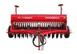 农哈哈2BXF-24小麦施肥播种机