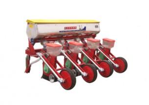 农哈哈2BYSFS-4仿形勺轮玉米播种机产品图图