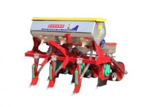 农哈哈2BYSFS-3仿形勺轮玉米播种机产品图图