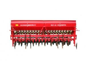农哈哈2BXF-20小麦施肥播种机产品图图