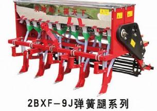 农哈哈2BXF-9J小麦播种机产品图图