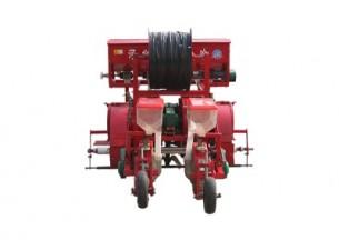 农哈哈2BQPSF-2型全覆膜滴灌精量播种机产品图图