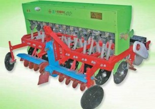 华联丰龙2BF-12型小麦播种机产品图图