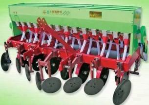 华联丰龙2BF-14小麦播种机产品图图