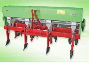 华联丰龙2BYF-4型玉米免耕播种机产品图图