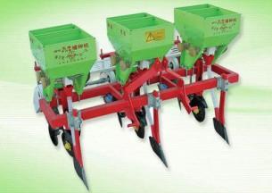 华联丰龙2BYFJ-3型盘式玉米免耕播种机产品图图