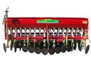 双印2BX-16小麦圆盘施肥播种机产品图图