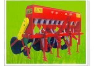 双印2BXY-9小麦玉米两用播种机产品图图