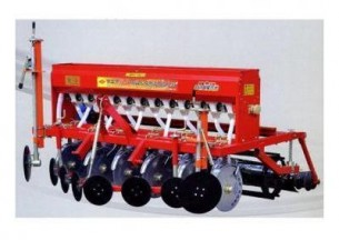 双印2BX-12轴小麦圆盘播种机产品图图