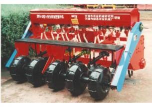 沃野小麦免耕施肥播种机产品图图