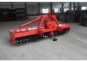 神耕1GND-300型双轴多用旋耕机(D箱)产品图图