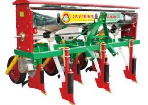大华宝来2BYF-5玉米精量播种机产品图图