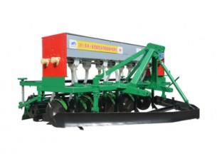 大华宝来2BFJK-9/5(220)小麦宽幅宽苗带施肥播种机产品图图