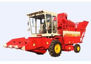 雷沃谷神4YZ-3C玉米收割机产品图图