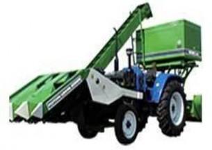 雷沃谷神4YD-3A背负式玉米收割机产品图图
