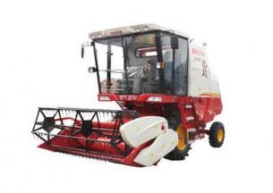 雷沃谷神GE50小麦联合收割机产品图图