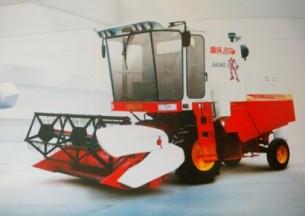 雷沃谷神GE40(4LZ-4E1)轮式谷物联合收割机产品图图