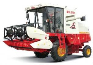 雷沃谷神GE70(4LZ-7E1)小麦收割机产品图图