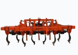 山东奥龙1SQZ-420液压折叠式全方位深松机产品图图