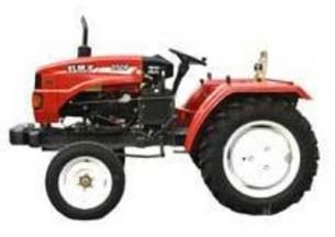 雷沃欧豹HT250拖拉机产品图图