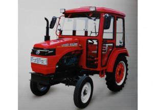 金冠244D拖拉机产品图图